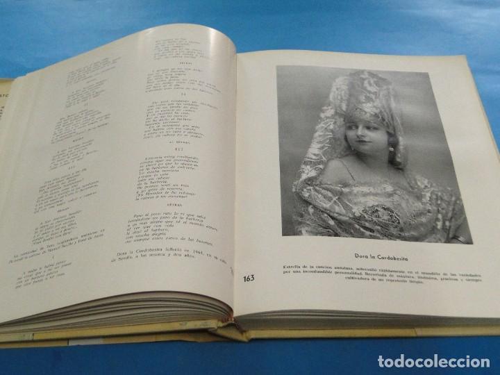 Libros de segunda mano: HISTORIA DE LA CANCIÓN ESPAÑOLA.- ALVARO RETAMA - Foto 11 - 218963087