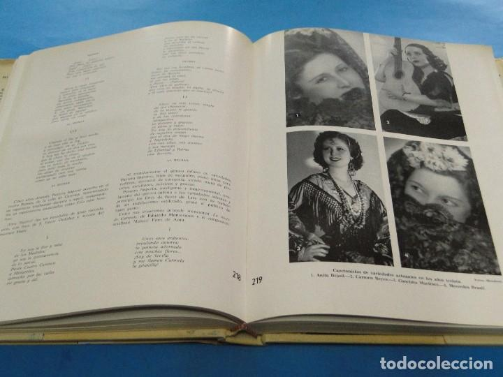 Libros de segunda mano: HISTORIA DE LA CANCIÓN ESPAÑOLA.- ALVARO RETAMA - Foto 12 - 218963087