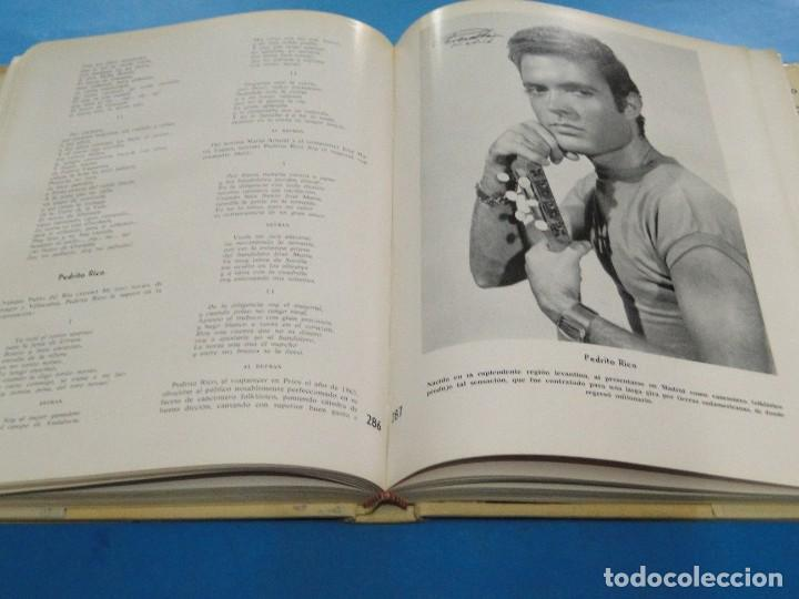 Libros de segunda mano: HISTORIA DE LA CANCIÓN ESPAÑOLA.- ALVARO RETAMA - Foto 13 - 218963087