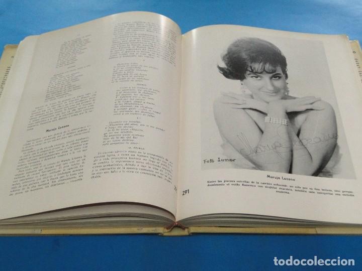 Libros de segunda mano: HISTORIA DE LA CANCIÓN ESPAÑOLA.- ALVARO RETAMA - Foto 14 - 218963087