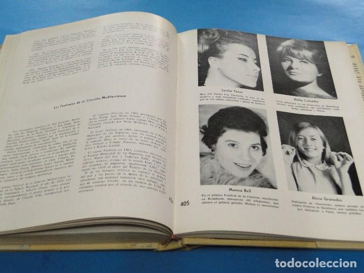 Libros de segunda mano: HISTORIA DE LA CANCIÓN ESPAÑOLA.- ALVARO RETAMA - Foto 16 - 218963087