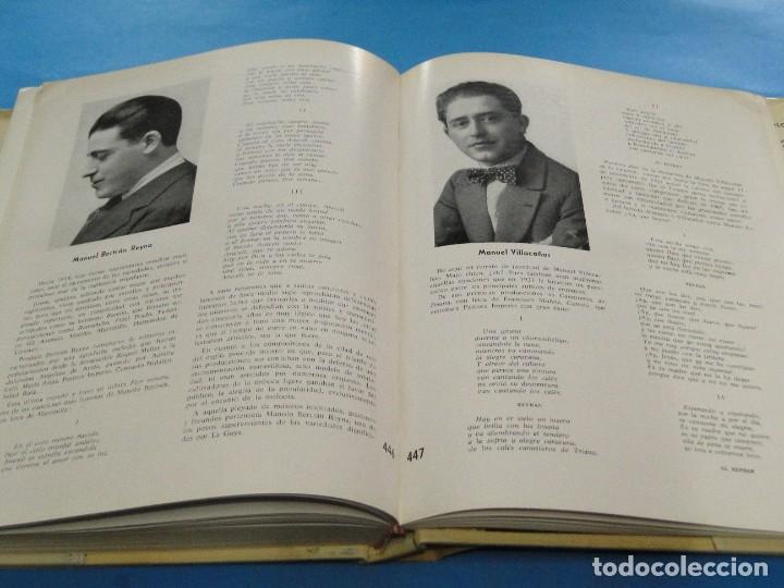 Libros de segunda mano: HISTORIA DE LA CANCIÓN ESPAÑOLA.- ALVARO RETAMA - Foto 17 - 218963087