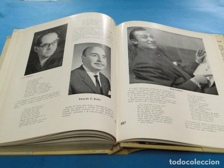 Libros de segunda mano: HISTORIA DE LA CANCIÓN ESPAÑOLA.- ALVARO RETAMA - Foto 19 - 218963087