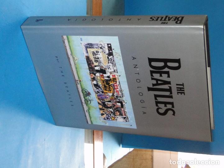 Libros de segunda mano: THE BEATLES: ANTOLOGIA .- THE BEATLES - Foto 2 - 218970060