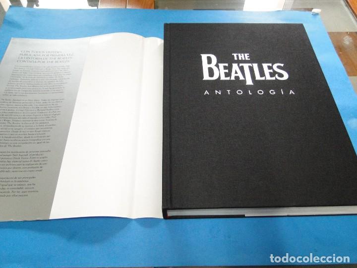 Libros de segunda mano: THE BEATLES: ANTOLOGIA .- THE BEATLES - Foto 3 - 218970060