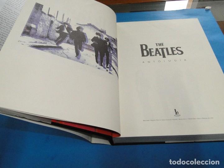 Libros de segunda mano: THE BEATLES: ANTOLOGIA .- THE BEATLES - Foto 5 - 218970060