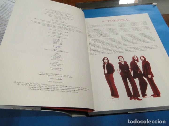 Libros de segunda mano: THE BEATLES: ANTOLOGIA .- THE BEATLES - Foto 6 - 218970060