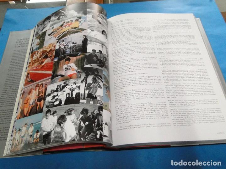 Libros de segunda mano: THE BEATLES: ANTOLOGIA .- THE BEATLES - Foto 15 - 218970060