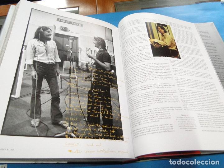 Libros de segunda mano: THE BEATLES: ANTOLOGIA .- THE BEATLES - Foto 21 - 218970060