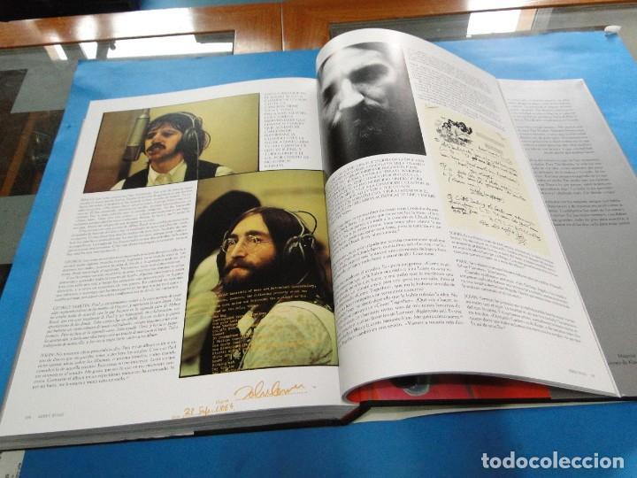 Libros de segunda mano: THE BEATLES: ANTOLOGIA .- THE BEATLES - Foto 22 - 218970060