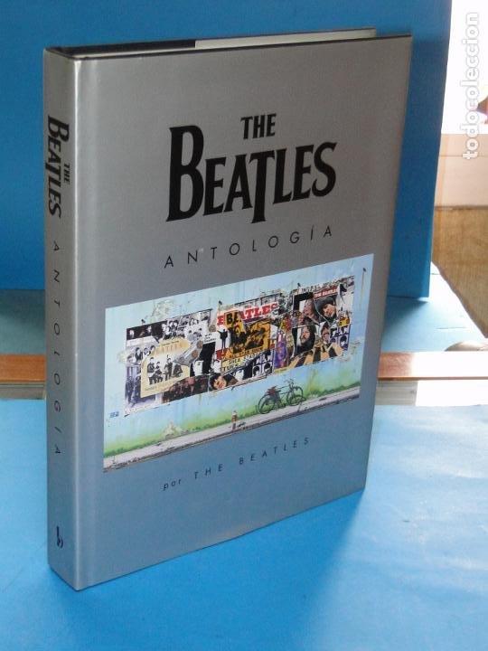 THE BEATLES: ANTOLOGIA .- THE BEATLES (Libros de Segunda Mano - Historia - Otros)