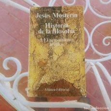 Libros de segunda mano: HISTORIA DE LA FILOSOFÍA. Lote 218991992