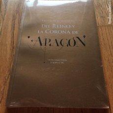 Libros de segunda mano: PRONTUARIO ARAGONES DEL REINO Y LA CORONA DE ARAGON, GUILLERMO FATAS,. Lote 219009820