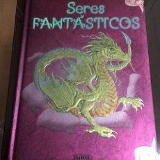 Libros de segunda mano: SERES FANTASTICOS SUSAETA. Lote 219058075