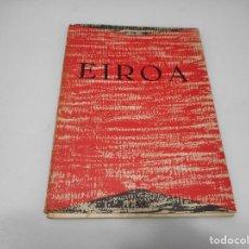 Libros de segunda mano: LUIS SEOANE XOSE EIROA ( GALLEGO) Q2952T. Lote 219065206