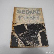 Libros de segunda mano: D. GARCÍA-SABELL LUIS SEOANE GRABADOS Q2955T. Lote 219065532
