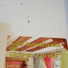 Libros de segunda mano: C-8 LIBRO LAS AVENTURAS DE OLIVER TWIST CHARLES DICKENS EDICIONES GAVIOTA. Lote 219228500