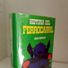 Libros de segunda mano: HISTORIA DEL FERROCARRIL, EDWIN BERGHAUS, HISTORIA / HISTORY, EDICIONES ZEUS, 1964. Lote 219271017