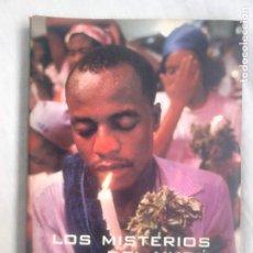Libros de segunda mano: LOS MISTERIOS DEL VUDÚ - LAËNNEC HURBON (EDICIONES B, 1998) / PARAPSICOLOGÍA, PARANORMAL, RELIGIÓN. Lote 54797433