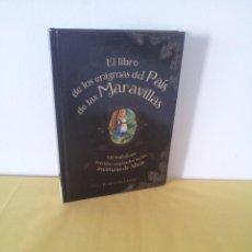 Libros de segunda mano: R. W. GALLAND - EL LIBRO DE LOS ENIGMAS DEL PAÍS DE LAS MARAVILLAS - GRIJALBO 2014. Lote 219425572