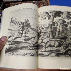 Libros de segunda mano: ORIGEN Y DIGNIDAD DE LA CAÇA . JUAN MATEOS BALLESTEROS AÑO 1634. EDICIÓN FACSÍMIL. 2005 . CAZA. Lote 219563147