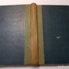 Libros de segunda mano: LIBRO EL CALDERERO MODERNO-KARL B.SPRINGER-EDITORIAL SINTES 1957. Lote 219574918