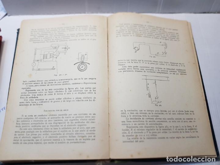 Libros de segunda mano: Libro El Calderero Moderno-Karl B.Springer-Editorial Sintes 1957 - Foto 6 - 219574918