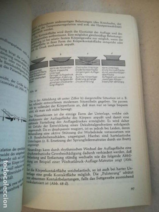 Libros de segunda mano: PHYSIKALISCHE THERAPIE. HELMUT GILLMANN. 1968. GEORG THIEME VERLAG. 217 PAGINAS. EN ALEMAN - Foto 2 - 219575116