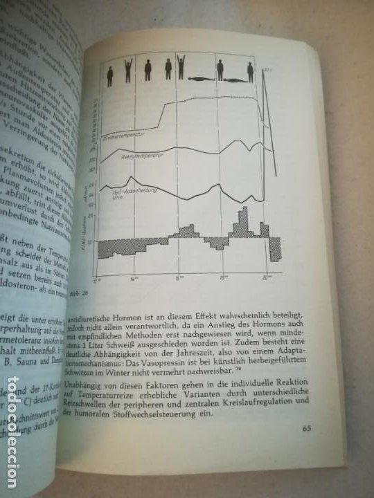 Libros de segunda mano: PHYSIKALISCHE THERAPIE. HELMUT GILLMANN. 1968. GEORG THIEME VERLAG. 217 PAGINAS. EN ALEMAN - Foto 5 - 219575116