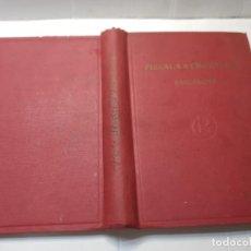Libros de segunda mano: LIBRO CATALOGO GENERAL CALDERERIA 1948 -PIZZALA Y CRORY 1948. Lote 219576112