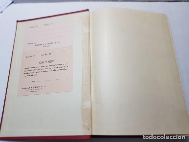 Libros de segunda mano: Libro Catalogo General Caldereria 1948 -Pizzala y Crory 1948 - Foto 2 - 219576112