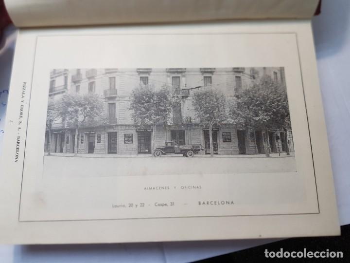 Libros de segunda mano: Libro Catalogo General Caldereria 1948 -Pizzala y Crory 1948 - Foto 4 - 219576112