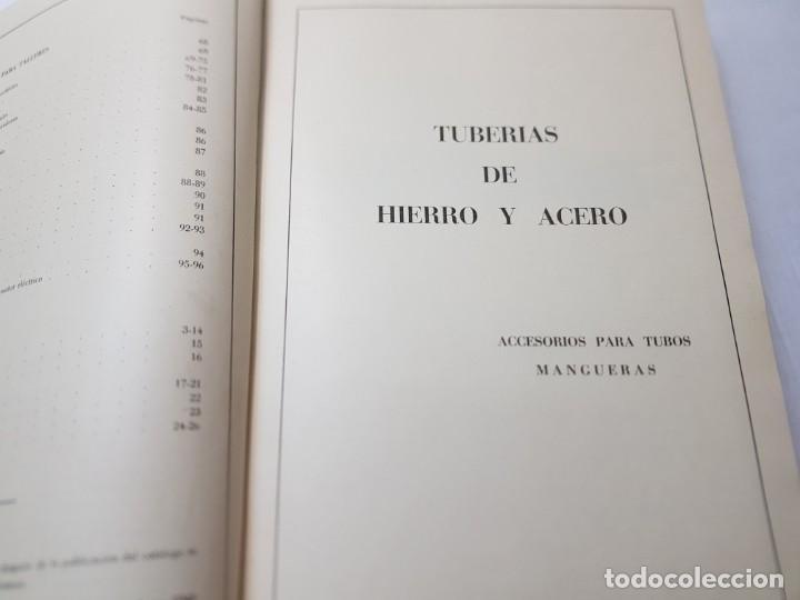 Libros de segunda mano: Libro Catalogo General Caldereria 1948 -Pizzala y Crory 1948 - Foto 6 - 219576112
