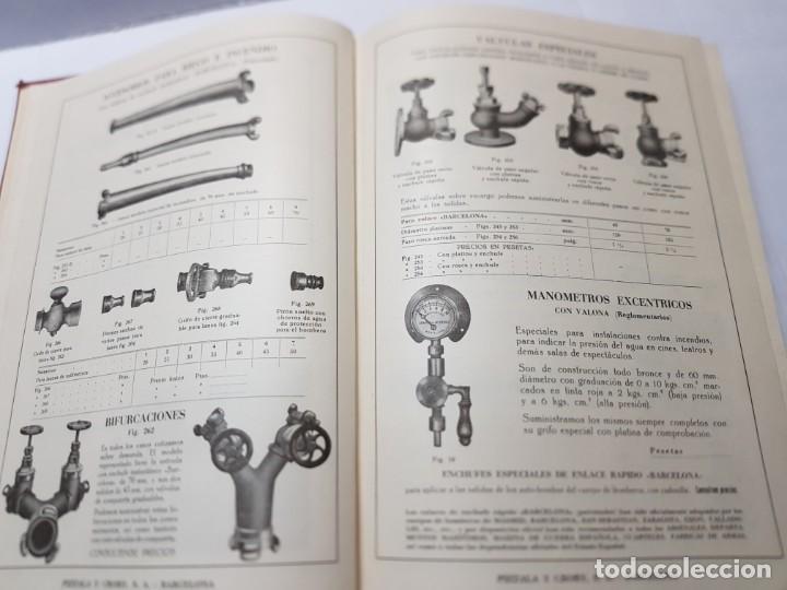Libros de segunda mano: Libro Catalogo General Caldereria 1948 -Pizzala y Crory 1948 - Foto 7 - 219576112