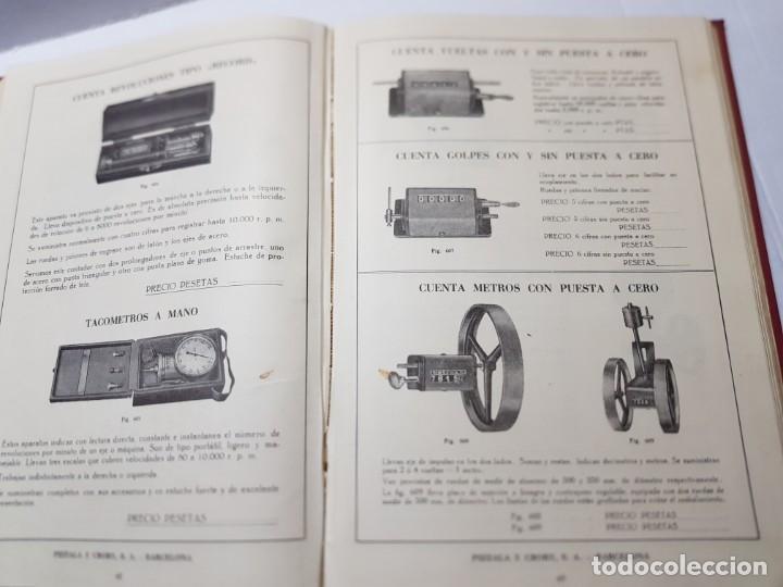 Libros de segunda mano: Libro Catalogo General Caldereria 1948 -Pizzala y Crory 1948 - Foto 9 - 219576112