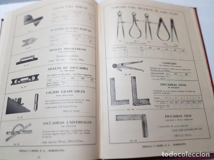 Libros de segunda mano: Libro Catalogo General Caldereria 1948 -Pizzala y Crory 1948 - Foto 10 - 219576112