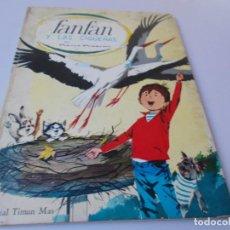 Libros de segunda mano: FANFAN Y LAS CIGUEÑAS. Lote 219688352