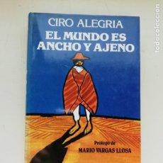 Libros de segunda mano: EL MUNDO ES ANCHO Y AJENO. Lote 219961883