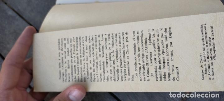 Libros de segunda mano: ALCHIMIQUES METAMORPHOSES DU MERCURE UNIVERSEL - FRANCES - SEVERIN BATFROI ZZ - Foto 3 - 220081150