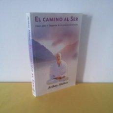 Libros de segunda mano: AVIHAY ABOHAV - EL CAMINO AL SER - CUARTA EDICION 2014 - DEDICADO POR EL AUTOR. Lote 220114862