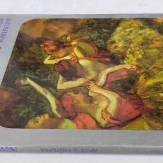 Libri di seconda mano: GALERIA NACIONAL WASHINGTON ARTE E HISTORIA CASTELL ESQ706. Lote 220189421