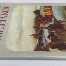 Libri di seconda mano: GALERIA TRETIAKOV MOSCU ARTE E HISTORIA CASTELL ESQ706. Lote 220189528