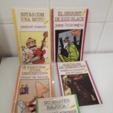 Libros de segunda mano: LIBROS DE GREGAL LLIBRES.. Lote 220276367