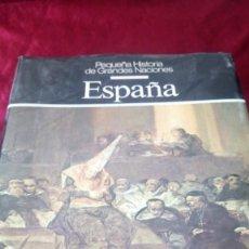 Libros de segunda mano: ESPAÑA. Lote 220315685
