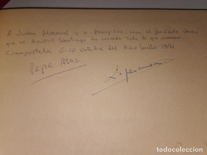 Libros de segunda mano: LIBRO DE LA PEREGRINACION DEL CODICE CALIXTINO - (JOYAS BIBLIOGRAFICAS ) - Foto 5 - 220399731