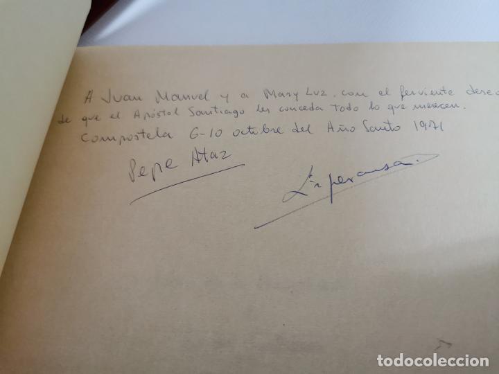Libros de segunda mano: LIBRO DE LA PEREGRINACION DEL CODICE CALIXTINO - (JOYAS BIBLIOGRAFICAS ) - Foto 13 - 220399731