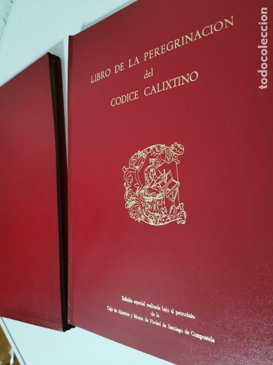 LIBRO DE LA PEREGRINACION DEL CODICE CALIXTINO - (JOYAS BIBLIOGRAFICAS ) (Libros de Segunda Mano - Bellas artes, ocio y coleccionismo - Otros)