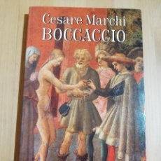 Libros de segunda mano: BOCCACCIO (CESARE MARCHI). Lote 220526738