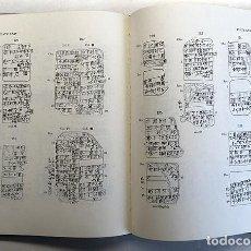 Libros de segunda mano: SUMERIAN ADMINISTRATIVE DOCUMENTS. (DOCUMENTOS ADMINISTRATIVOS SUMERIOS) 74 LÁMINAS. Lote 220561143