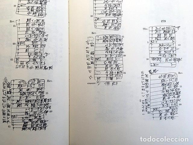 Libros de segunda mano: Sumerian Administrative Documents. (Documentos administrativos sumerios) 74 láminas - Foto 2 - 220561143